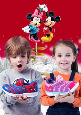 米奇童鞋全国招商中 招商热线:86-027-82609255