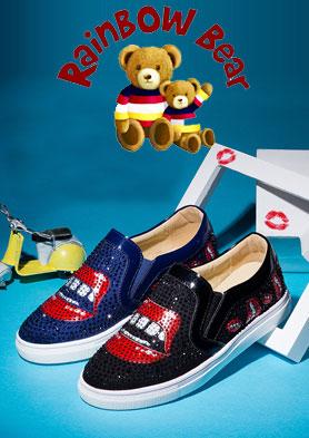 彩虹熊英国时尚品牌,进入中国后设计上加入中国儿童性格、穿衣习惯、中式美学的元素. 招商热线: