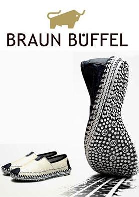 BRAUNBUFFEL――德国传统而精致的皮具品牌 招商热线:8620-86190339