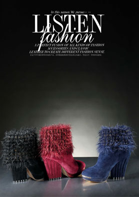 卡卡登女鞋 为女性消费者营造一个梦幻搭配空间 招商热线:400-852-6066