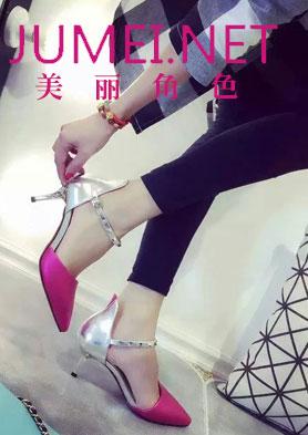 美丽角色时尚女鞋诚邀您的加入! 招商热线:0577-89750888 / 0577-89766222