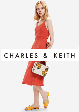 Charles & Keith女鞋2018火热招商!