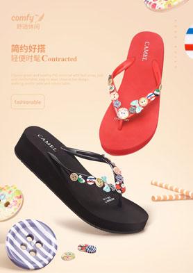 金狐狸女鞋 源自于意大利米兰