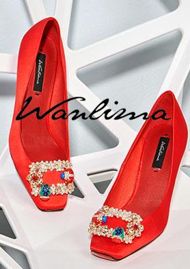 万里马wanlima时尚女鞋招商加盟 招商热线:400-886-2239