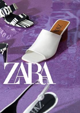 zara女人,要相信自己是美丽的! 招商热线:0769-26830825