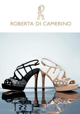 "Roberta诺贝达女鞋 就是耀""闪亮"""