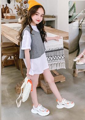 小米步童鞋 陪伴成长每一步! 招商热线:086-0577-89778956