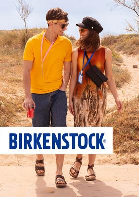 BIRKENSTOCK勃肯 休闲健康舒适软木凉鞋 招商热线:0755-82539491
