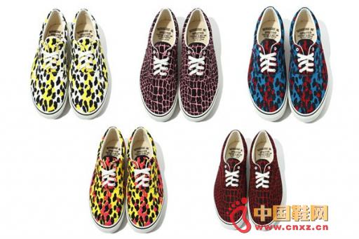 2013夏季全新动物花纹鞋款
