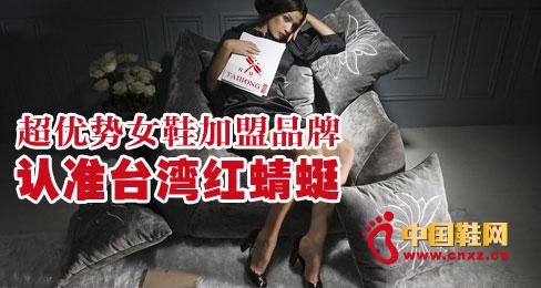 牌认准台湾红蜻蜓
