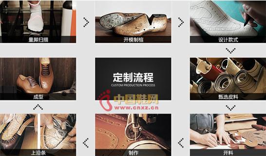 揭秘肯迪凯尼手工定制皮鞋制作流程; 肯迪凯尼皮鞋加盟品牌再现尊贵手