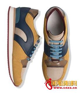 时装品牌dior homme打造2014夏季跑步鞋