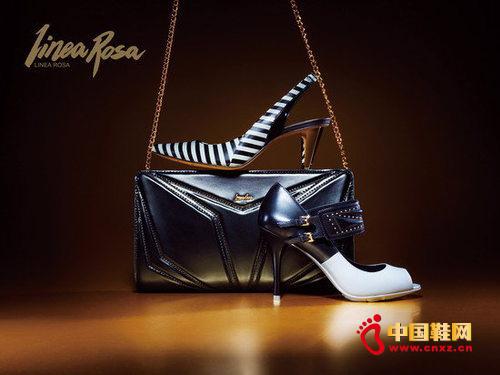 高端女鞋品牌Linea Rosa2014春夏大片发布_鞋