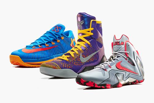 2014好看的篮球鞋