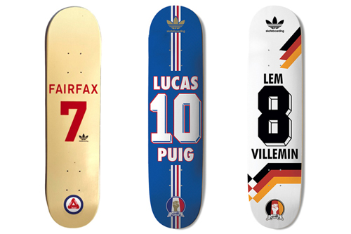 滑板队服图案大全