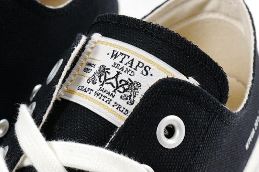 WTAPS 2014 春夏季全新 Canvas Sneaker 釋出