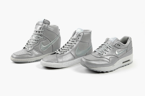 Nike WMNS「Wolf Grey」Cut Out 配色系列