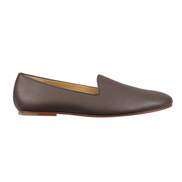 Hermès 小牛皮MOCCASIN软帮鞋
