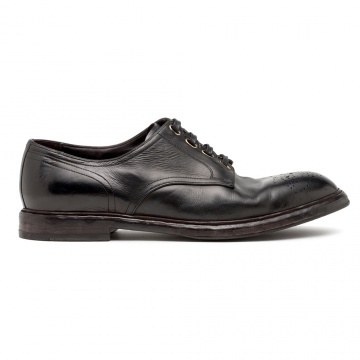 Dolce&Gabbana 黑色优雅皮鞋