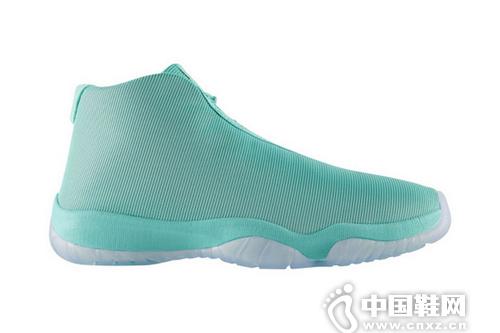 Air Jordan Future 全新配色設計「Hyper Jade」鞋款