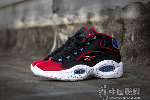 Reebok Question Mid「First Ballot」配色