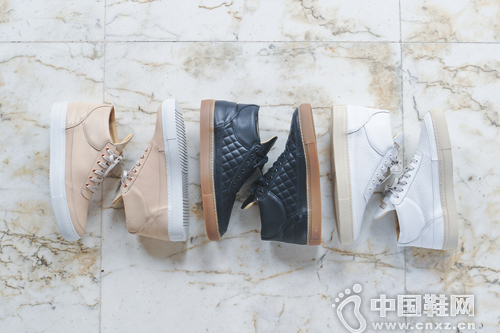 Ronnie Fieg × Filling Pieces 聯名系列