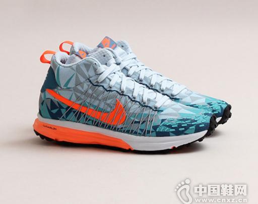 "Nike Lunarfresh Sneakerboot 全新 ""Antarctica"" 配色"
