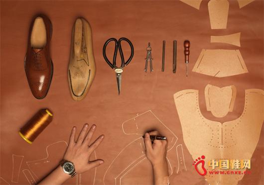 鞋业公司组织结构图