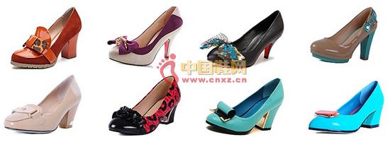 宝曼妮女鞋品牌鞋品展示