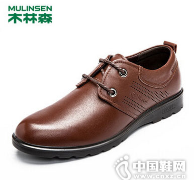 木林森男士休閑鞋