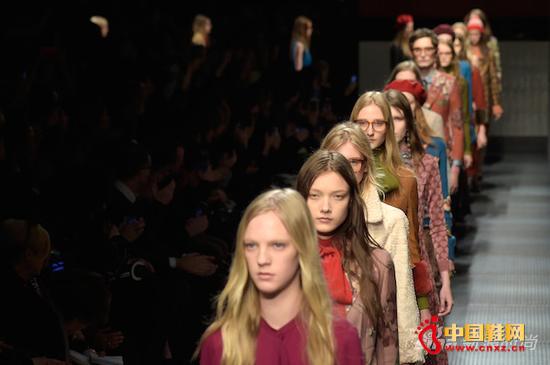 奢侈品牌流行在海外办秀 古驰GUCCI钟情纽约