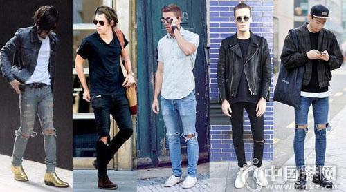 矮个男生穿衣搭配 教你怎么穿成高个子
