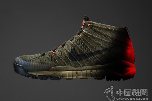 Nike Sneakerboots 2015 假日季系列