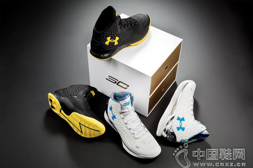 Under Armour Curry One 總冠軍套裝