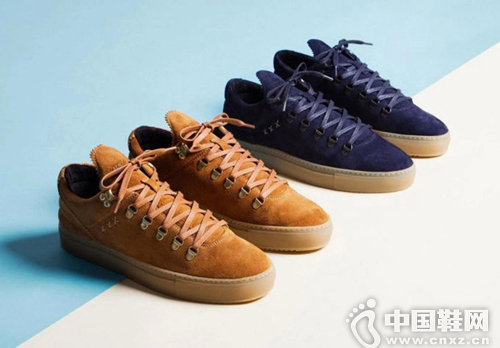 Raised by Wolves x Filling Pieces 秋冬聯名 Mountain Cut 系列