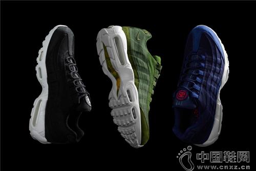 Stussy 釋出周年別注 Nike Air Max 95 鞋款