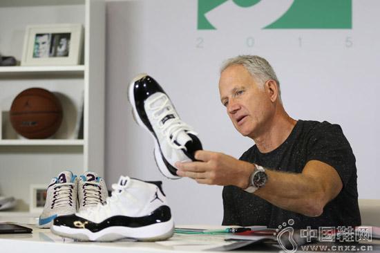 Tinker Hatfield 谈 Air Jordan 11