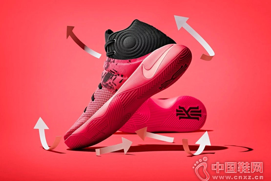 Nike KYRIE 2 签名战靴正式发布