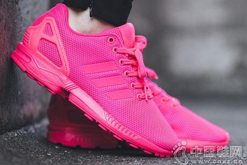 adidas Originals「Hot Pink」女鞋系列
