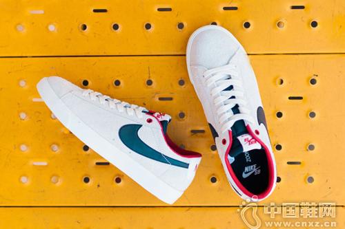 Nike SB Blazer Low GT 全新配色設計