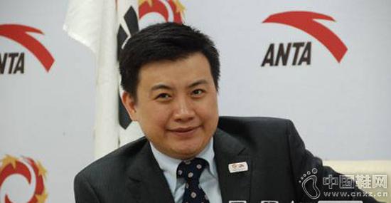 安踏体育用品有限公司总裁郑捷