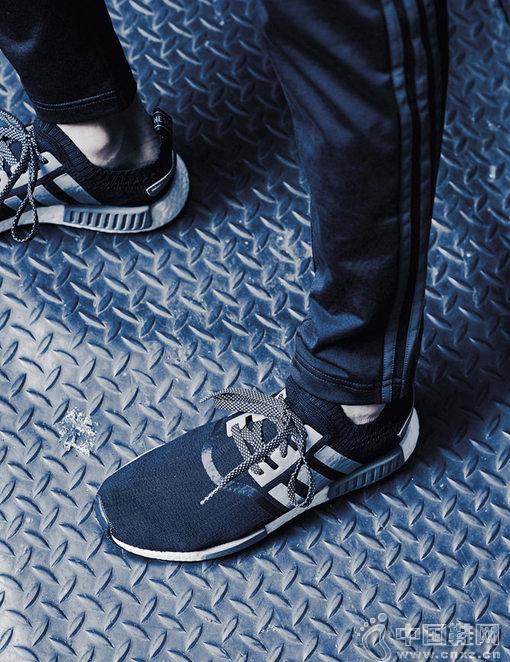 阿迪推NMD运动鞋 证明是行业领域的创意领导者