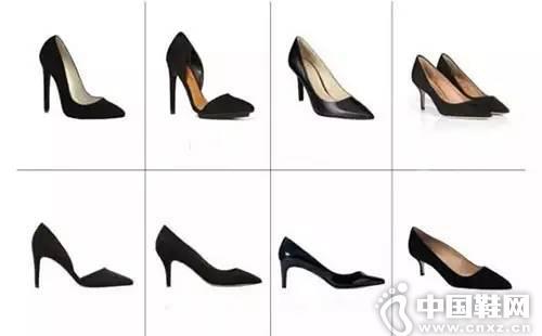 女人必須擁有的8種細高跟鞋!