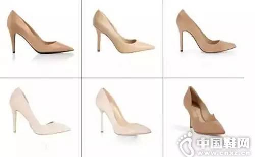拥有这8款细高跟鞋 让你踩出无限风采