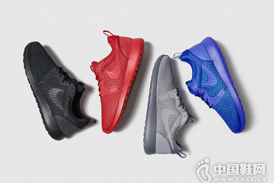 Nike Roshe One Hyperfuse 4 色 Mono-Tone 全開