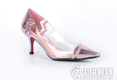 丹比奴鞋尖上的時尚,女人味十足