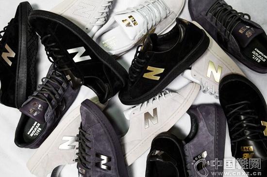BAIT × New Balance 聯名 CT791「Select Program」系列