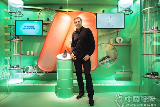 耐克CEO Mark Parker