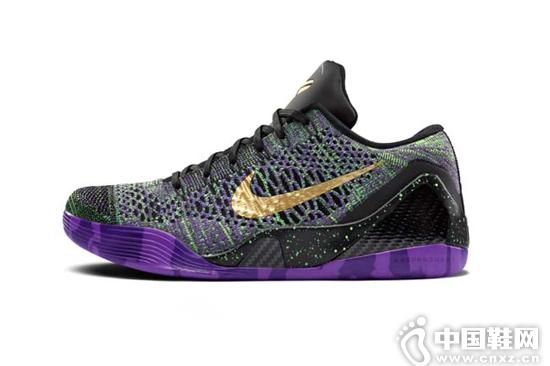 """Nike Kobe 9 Elite """"Mamba Moment"""" iD"""