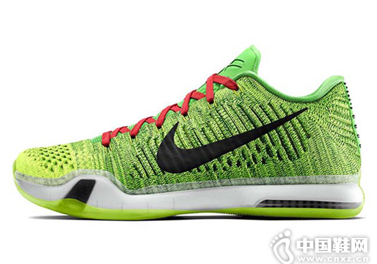 "Nike Kobe X Elite ""Grinch"" iD"